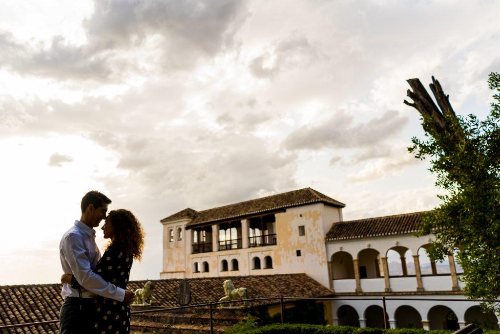 Preboda Alhambra Granada